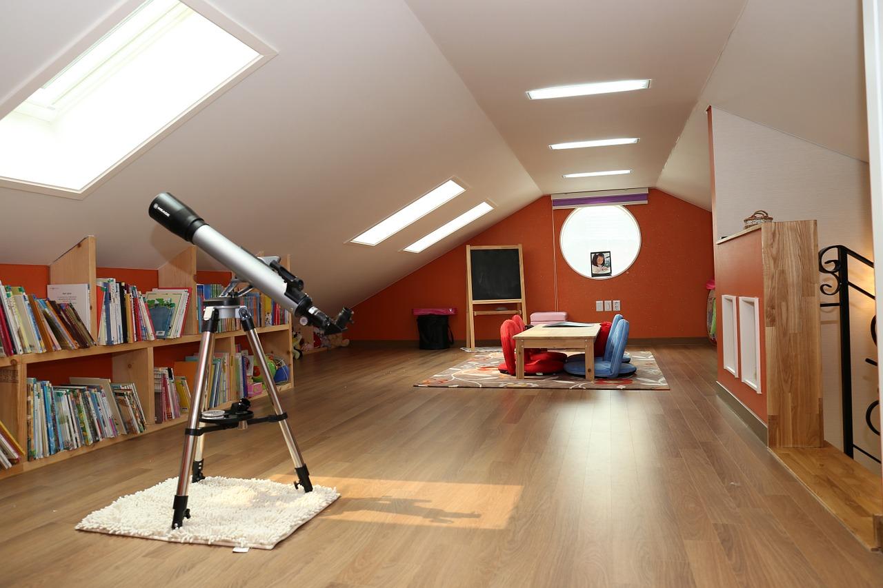 dachgeschosswohnung – begrenzten raum ideal einrichten – baumagazin